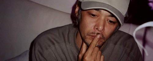 DJ Krush live + интервью @ Москва, 25.04.2003