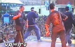 DA 108 live @ Streetball 2000