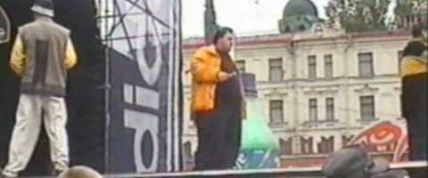 Многоточие, Н.В., Шнель Шпрехен live @ Streetball 2000