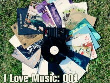 Podcast — I Love Music: 001 Downtempo, Hip-Hop