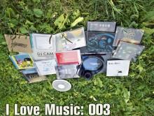 Podcast — I Love Music: 003 Downtempo, Hip-Hop