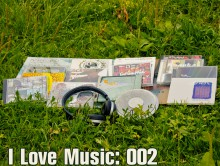 Podcast — I Love Music: 002 Downtempo, Hip-Hop