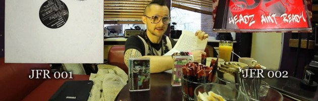 Интервью с DJ Vadim @ 24.04.2014, 16 Тонн, Москва