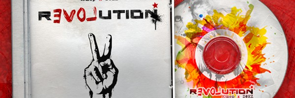 Юшер x D#EZ «rEVOLution /RAN120CD/» 2014