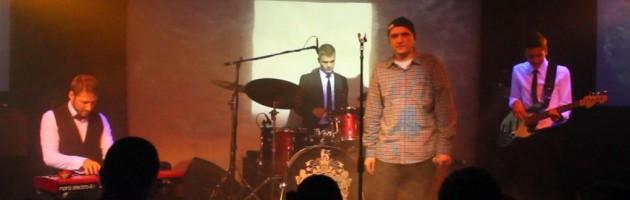 Видео: Наум Блик и трио Дениса Галушко live @ «16 тонн», Москва, 12.11.2014