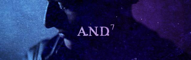 A.N.D. «7 [RAN125CD]» 2015