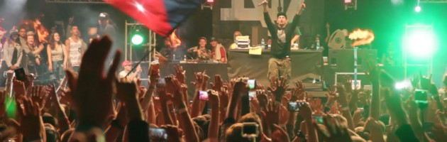 Evidence [Dilated Peoples] live @ #HipHopKemp2015