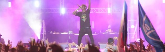 Joey Bada$$ + Statik Selektah live @ #HipHopKemp2015