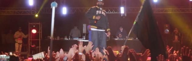 Ghostface Killah (Wu-Tang Clan) live @ #HipHopKemp2015