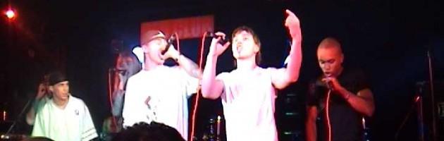 Братья PRADDD live @ RedClub, 05.11.2004, СПб