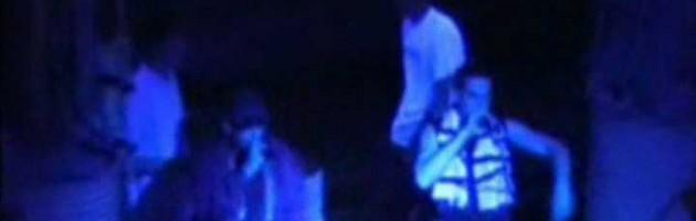 Династия Ди + Umbriaco live @ ЛяПляж 11.05.2002, СПб