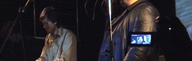 Стас Барецкий + Ёлочные Игрушки при участии 2H Company live @ Ikra 08.03.2006 Москва