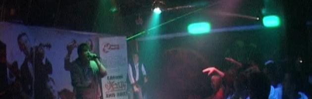 Трикотаж live @ Sliva 01-05-2009, Опалиха