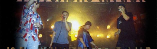 Ю.Г. + Nonamerz + Da B.O.M.B. «Это Только Начало» @ Точка [Совместный Концерт 24-02-2002]