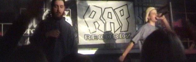DaBudz / Дабац live @ Коммуна 26.02.2006 Москва