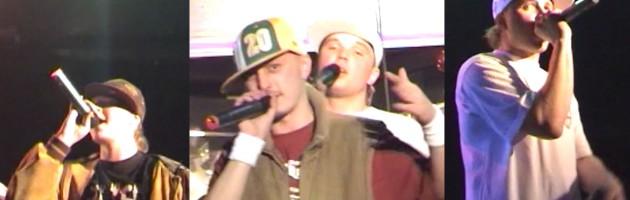 Ed-Win (Снежный Джем) + 29 Грамм live @ Коммуна, 23.04.2005, Москва