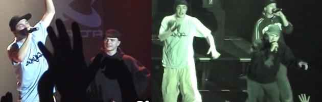 Каста live @ 26.11.2005, Порт, СПб, Hip-Hop All Stars