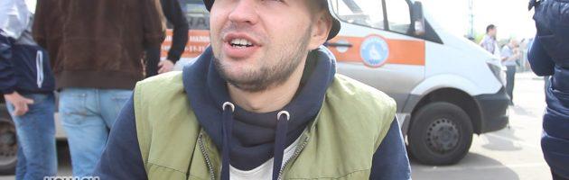 Рем Дигга • про Грюндика • #20летUGW @ #HipHopMayDay 02.05.2016
