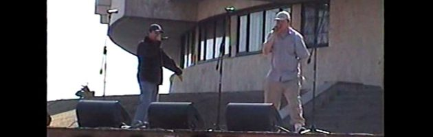 Зелёный Синдром live @ 2004, SPb