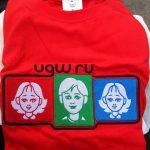 Футболка с лого UGW.ru 02