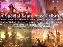 A Special Sean Price Tribute • live @ Hip Hop Kemp 2016