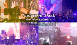 Anderson .Paak & The Free Nationals • live @ #HipHopKemp2016
