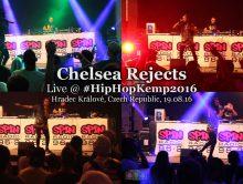 Chelsea Rejects + Chefket • live @ Hip Hop Kemp 2016