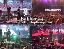 Kaliber 44 • live @ Hip Hop Kemp 2016