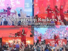 Looptroop Rockers + PSH • live @ Hip Hop Kemp 2016