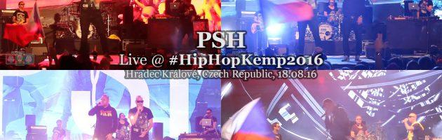 PSH • live @ Hip Hop Kemp 2016 [Full Cut]