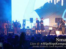 Smack + Verrückte Hunde + H16 + Prago Union + BoyBand + KęKę, & Paluch • live @ Hip Hop Kemp 2016