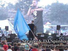 Strapo + Raz Fresco + DMS / Separ • live @ Hip Hop Kemp 2016