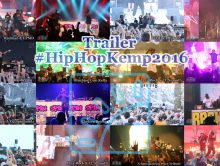 Trailer lives @ Hip Hop Kemp 2016