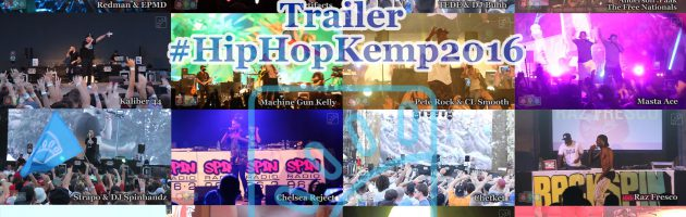Trailer lives @ Hip Hop Kemp 2016