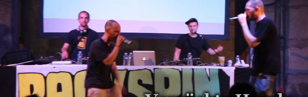 Verrückte Hunde • live @ Hip Hop Kemp 2016
