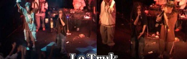Le Truk + Check & 5 Плюх • Live @ Ikra, Москва, 09.08.2007