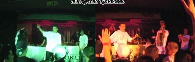 Чен / Chen [Broken Sound] • live @ Yello 07.12.2008