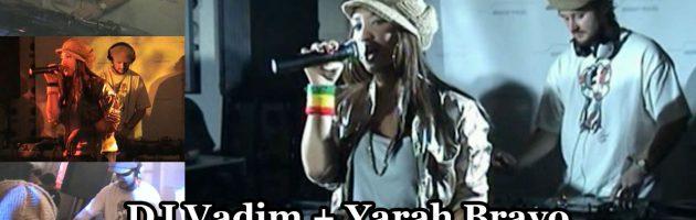 DJ Vadim • Live In Moscow • DVD «Хип-Хоп В России № 2» 2005