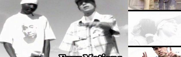 Fury Motions «RastaВАНИЕ» • DVD «Хип-Хоп В России № 3» 2006