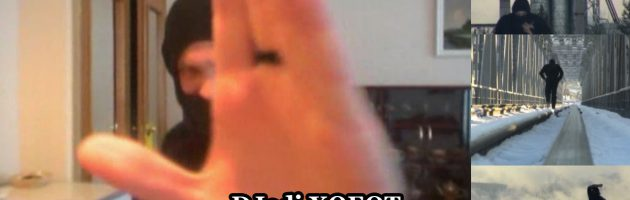 DJedi ХОБОТ «Чёрный Ниндзя» • DVD «Хип-Хоп В России № 3» 2006