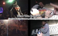 Jeru The Damaja • Live [Fullcut] @ Коммуна, Москва, 31.03.2005