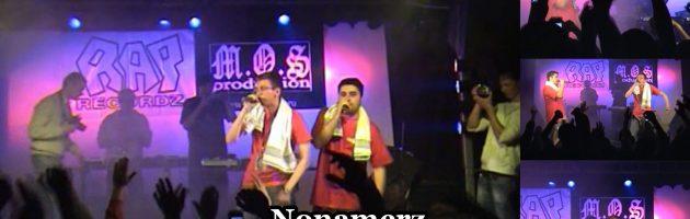 Nonamerz «Поднимаюсь Выше» • DVD «Хип Хоп В России № 4» 2007