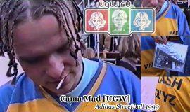Саша Mad [UGW] @ Adidas StreetBall 1999