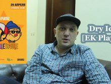 Dry Ice [EK Playaz] • про альбом #ВащеВаще • RapDB.ru • Rap Recordz