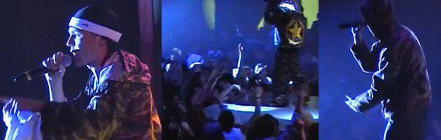 Батишта + ДеЦл + MC Молодой [П-13] • Freestyle @ Club М33, Архангельск, 2002