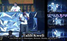 Talib Kweli • Live [FullCut] @ Discoteque, Moscow, Russia, 28-03-2010
