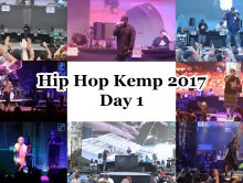 Hip Hop Kemp 2017: Day 1