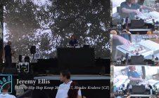 Jeremy Ellis • Live @ Hip Hop Kemp 2017.08.17, Hradec Kralove [CZ]