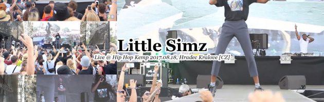 Little Simz • Live @ #HipHopKemp2017.08.18, Hradec Kralove [CZ]