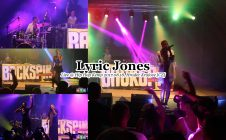Lyric Jones • Live @ #HipHopKemp2017.08.18, Hradec Kralove [CZ] #HHK2017